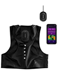 C Catapult PLAYR Smart Soccer Tracker - GPS Vest and App to Track and Improve Your Game - for iPhone and Android (S)