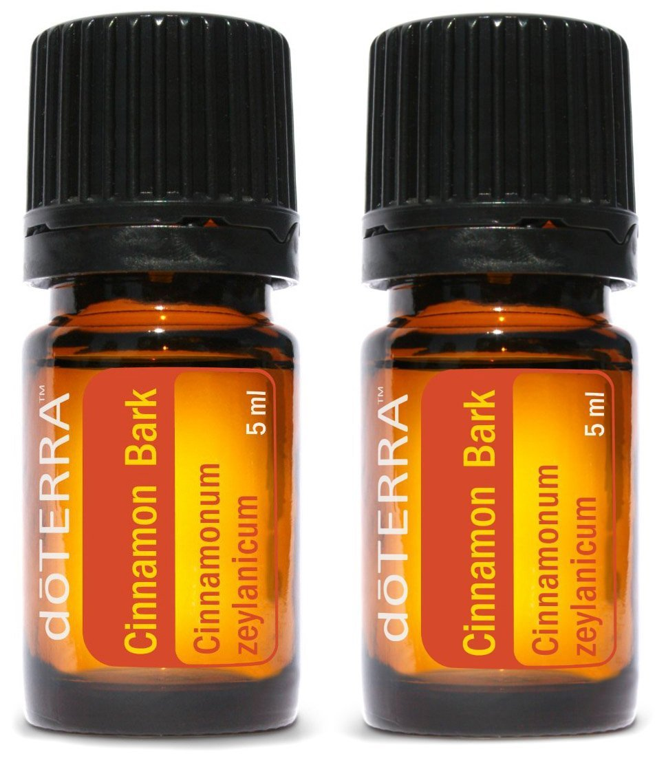 doTERRA Cinnamon Essential Oil – 5ml 2-pack