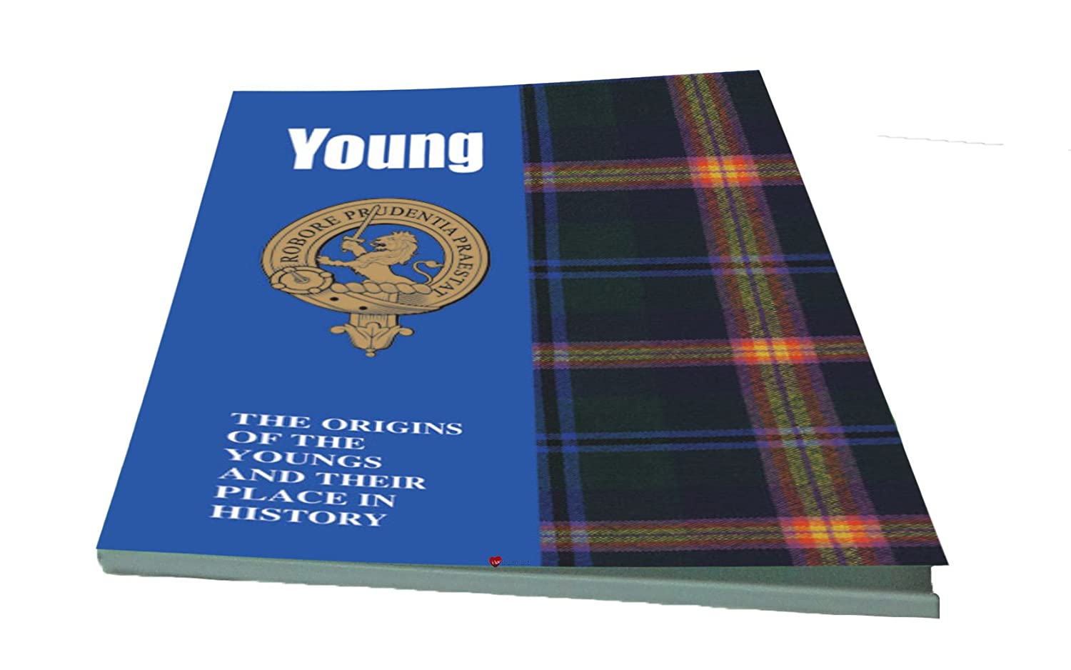 Young Scottish Clan History Booklet I Luv LTD