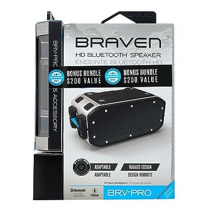 Review Braven BRV-Pro Portable Bluetooth