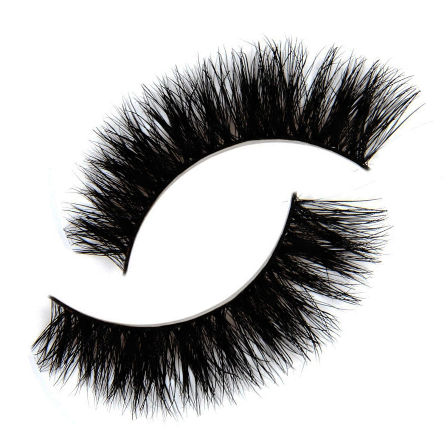 Amazon 100 Horse Hair False Eyelashes Luismia Natural