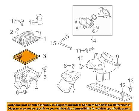 Phenomenal Amazon Com General Motors 55560894 Air Filter Automotive Wiring Database Mangnorabwedabyuccorg
