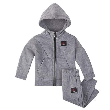 Nike 655991-GEH - Chándal para niño, Color Gris: Amazon.es: Ropa y ...