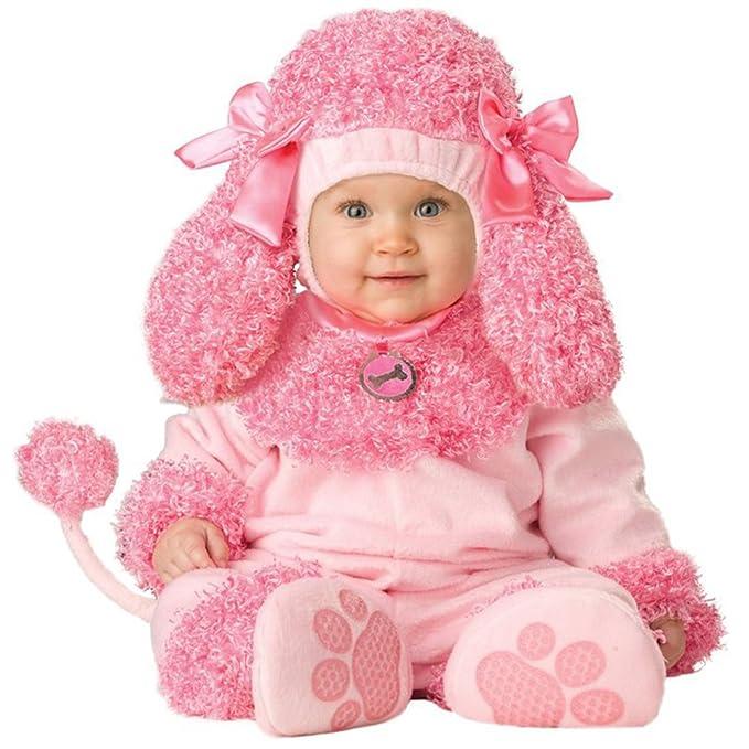 toddler baby girl dog halloween costume setanimal puppy infant romper jumpsuit7