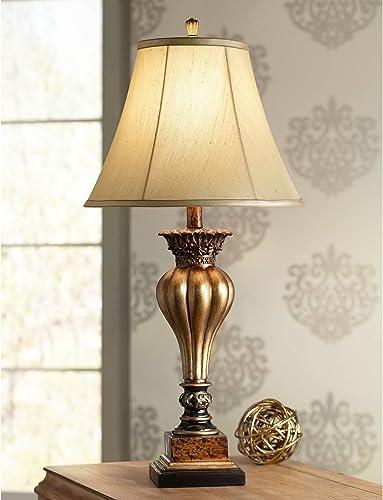 Senardo Traditional Table Lamp Vase Silhouette