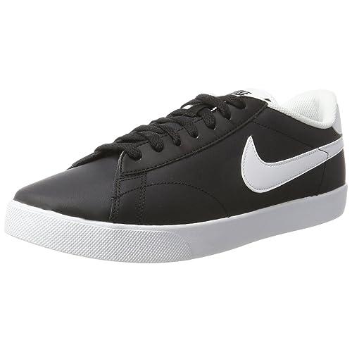 Nike Racquette 17 Leather Zapatillas para Mujer Negro Black White 40 EU