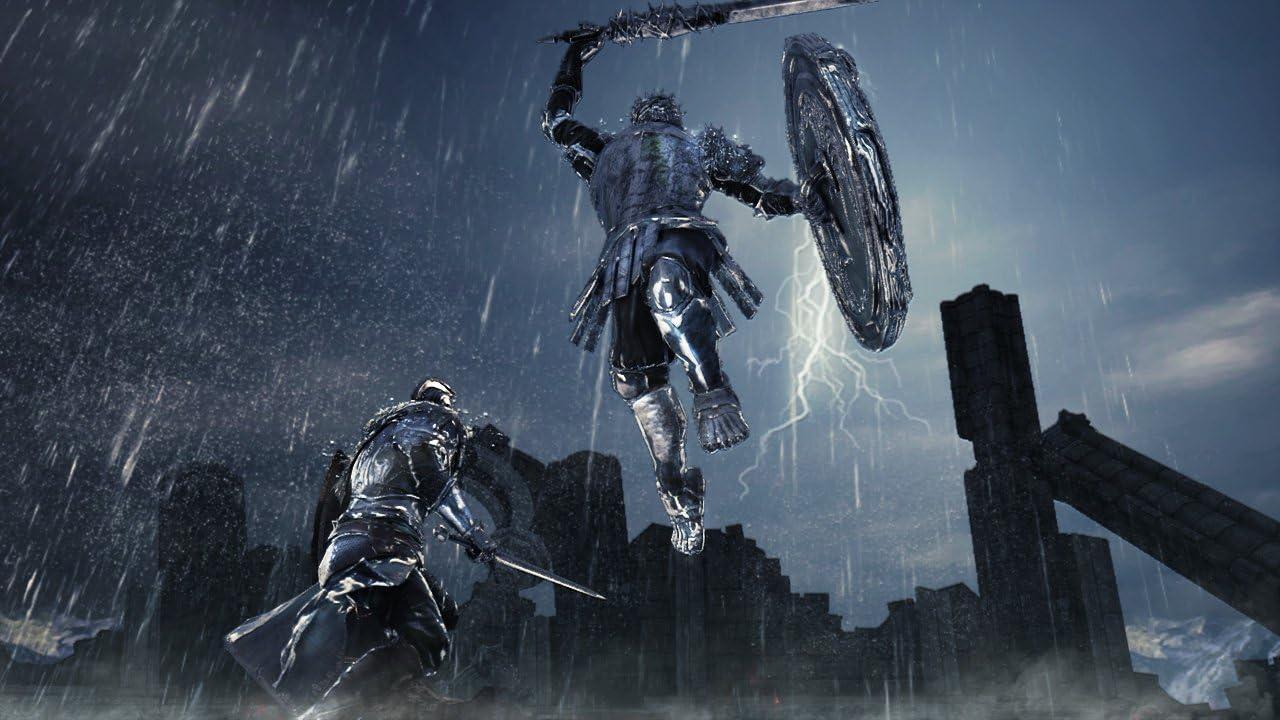 Amazon.com: Dark Souls II - Xbox 360: Namco Bandai Games Amer ...