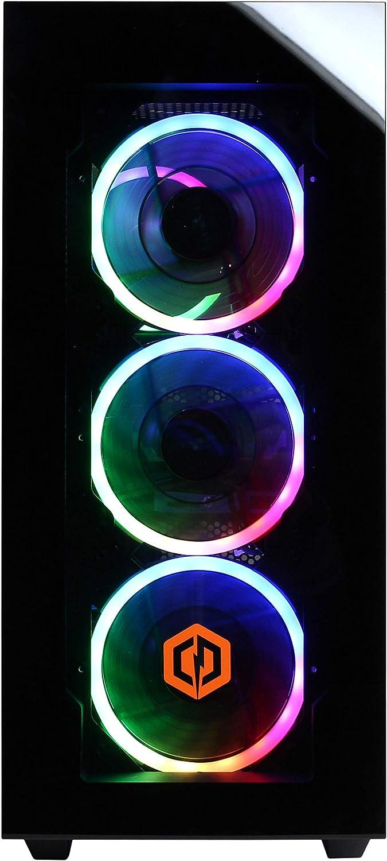 Intel i7-10700K 3.8GHz 1TB NVMe SSD WiFi Ready /& Win 10 Home CYBERPOWERPC Gamer Xtreme VR Gaming PC 16GB DDR4 GXiVR8400A6 GeForce RTX 3060 12GB