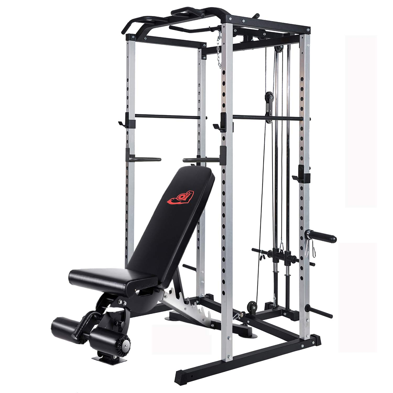 Fitness Power Rack Cage Home Gym