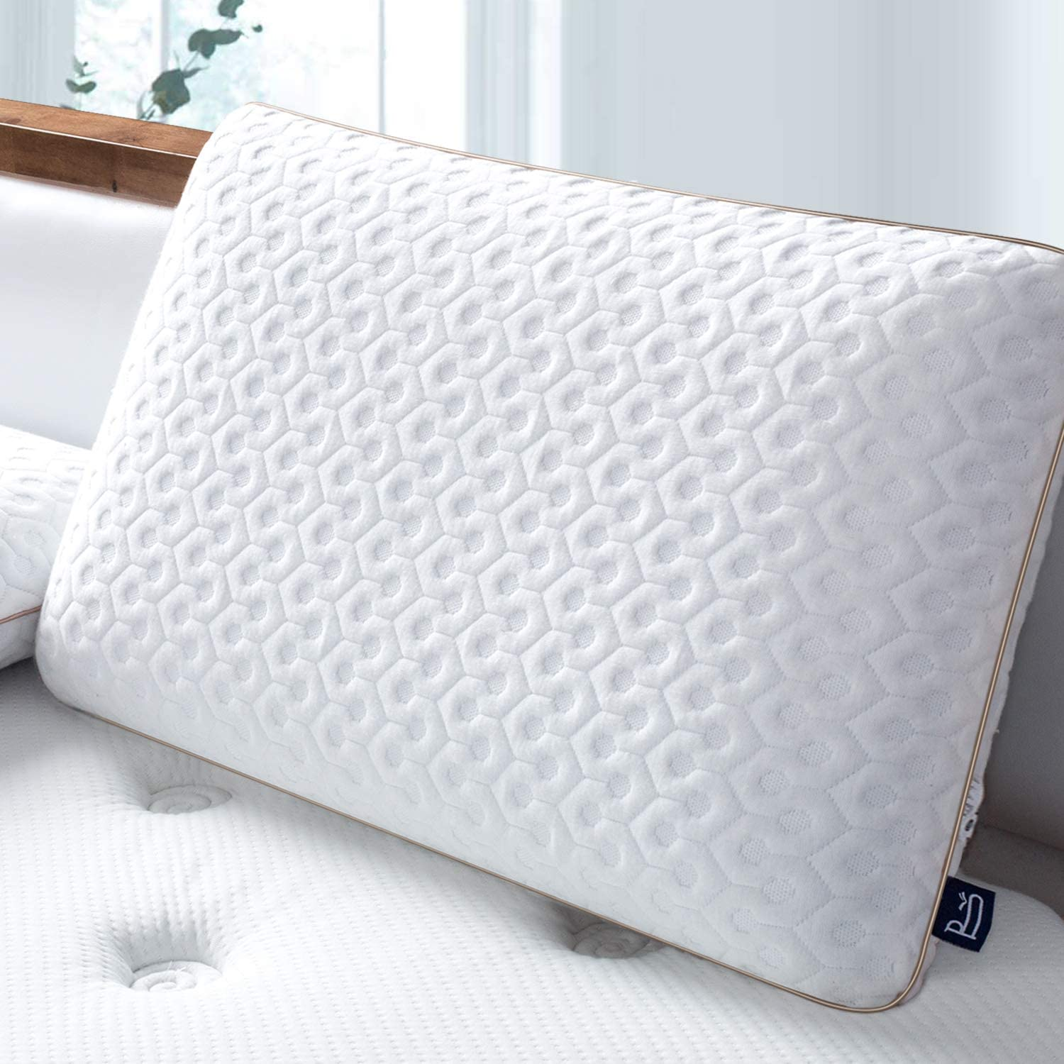 BedStory Memory Foam Pillow, Cooling