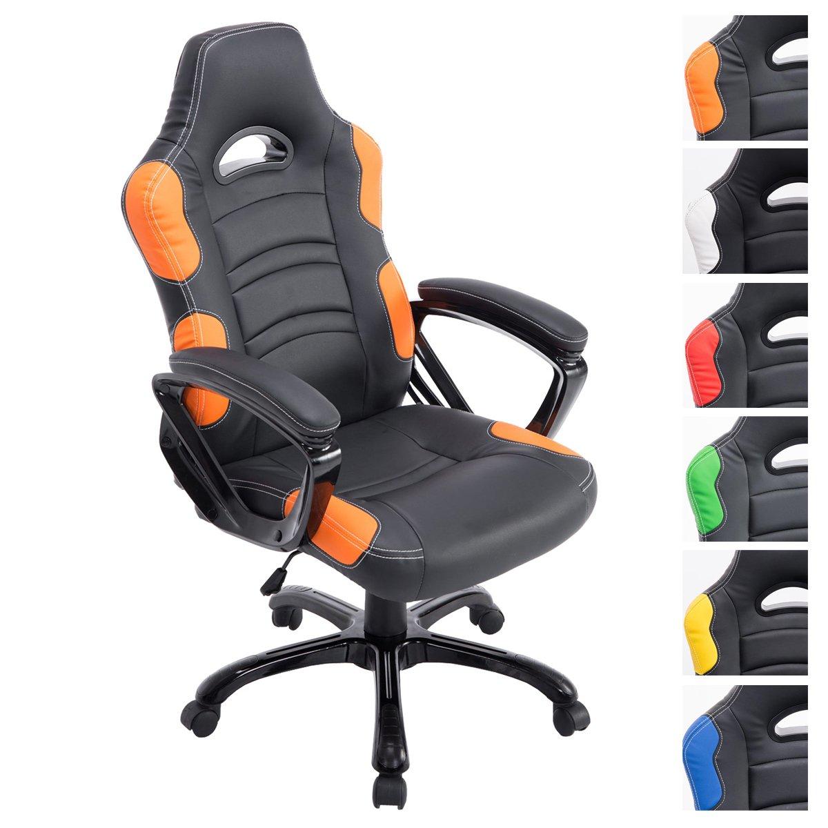 Sedia Da Ufficio Sportiva.Clp Sedia Gaming Da Ufficio Ricardo Xl In Similpelle Poltrona