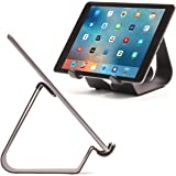 Thought Out Simplex iPad Stand Pro Air 2 12.9 9.7 mini Surface Galaxy Fire Tablet Holder Black