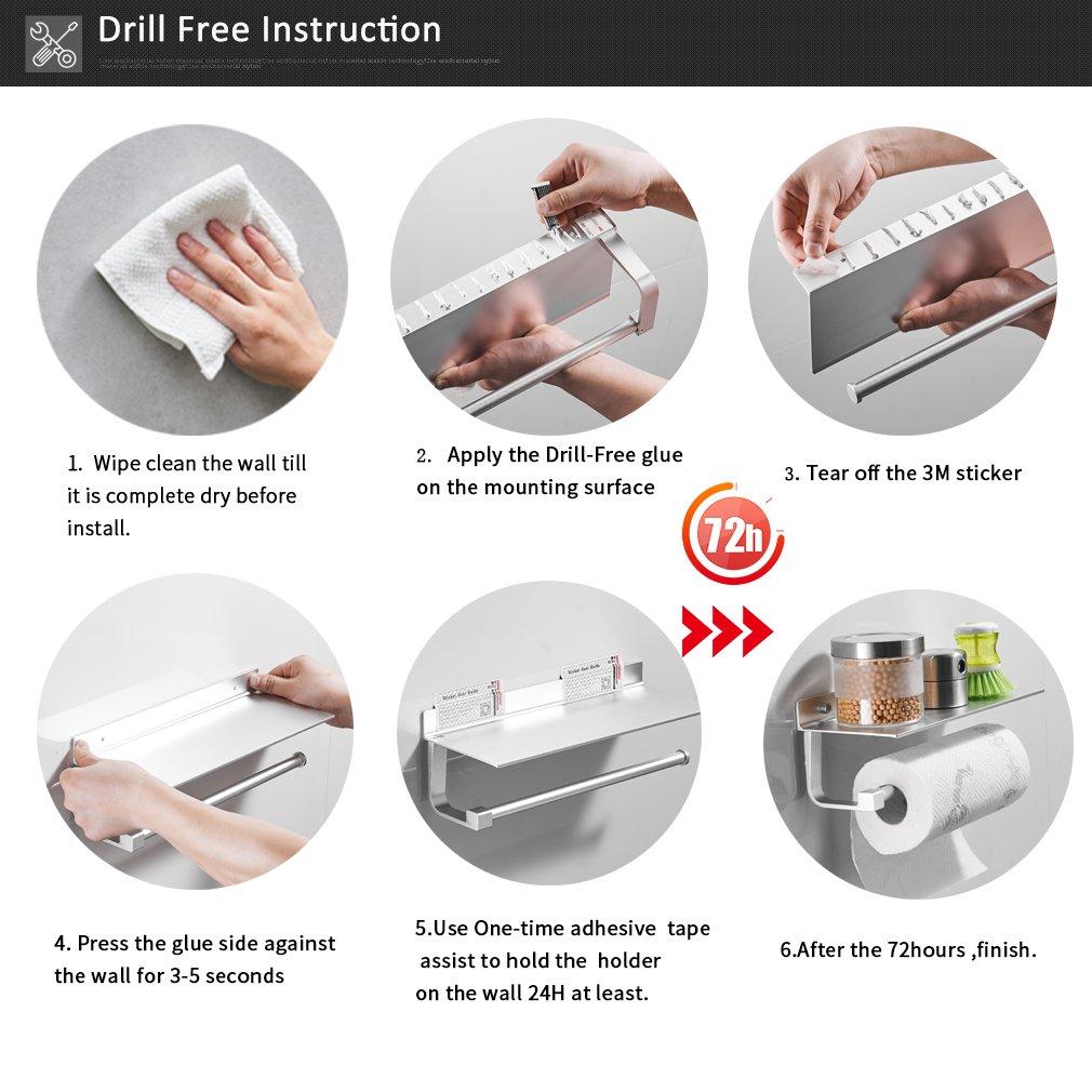 Amazon.com: BESY - Toallero de papel: Home Improvement