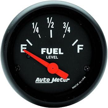 Auto Meter 4316 Ultra-Lite Electric Fuel Level Gauge