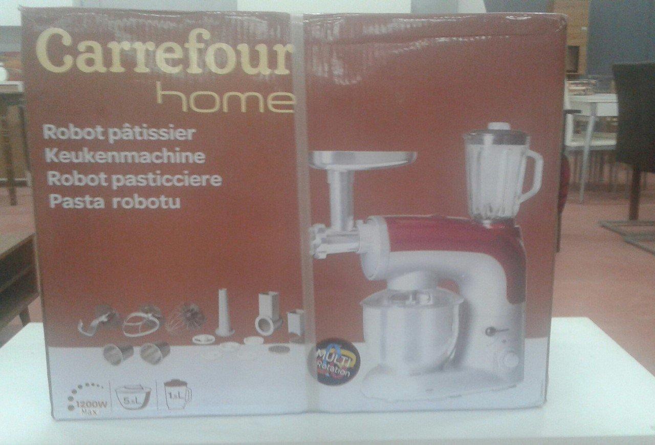 ROBOT DE COCINA CARREFOUR HOME: Amazon.es: Hogar