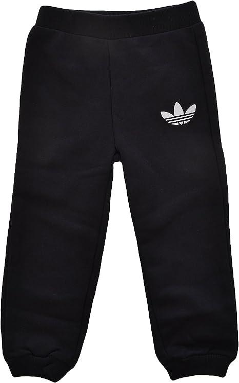 adidas Originals - Pantalones de chándal Niño - Negro: Amazon.es ...