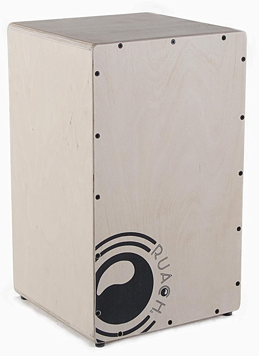 Ruach Hand Made Percussion Wooden Sit on Core Cajon