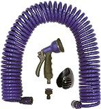 S & M 548 581 - 15m tubo eva spirale con la pistola 8 funzioni