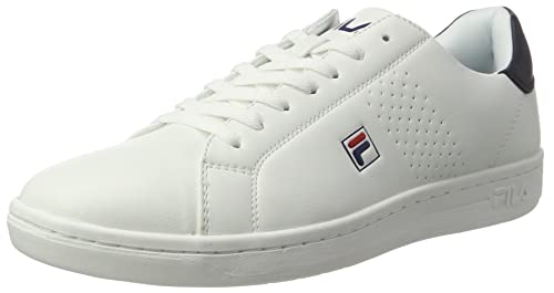 Fila Crosscourt 2 Low, Zapatillas para Hombre, (White/Dress Blues 98F), 40 EU: Amazon.es: Zapatos y complementos