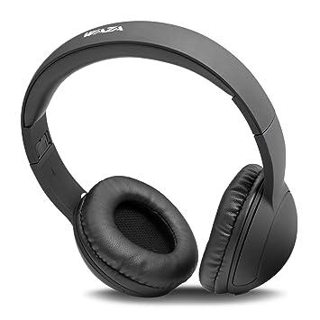WAZA HA01 Auriculares Bluetooth CSR 4.0, Auriculares Diadema Plegables, Auriculares Inalambricos Soporte de Llamadas