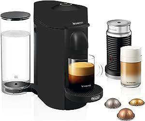 Nespresso Vertuo plus coffee machine - Black