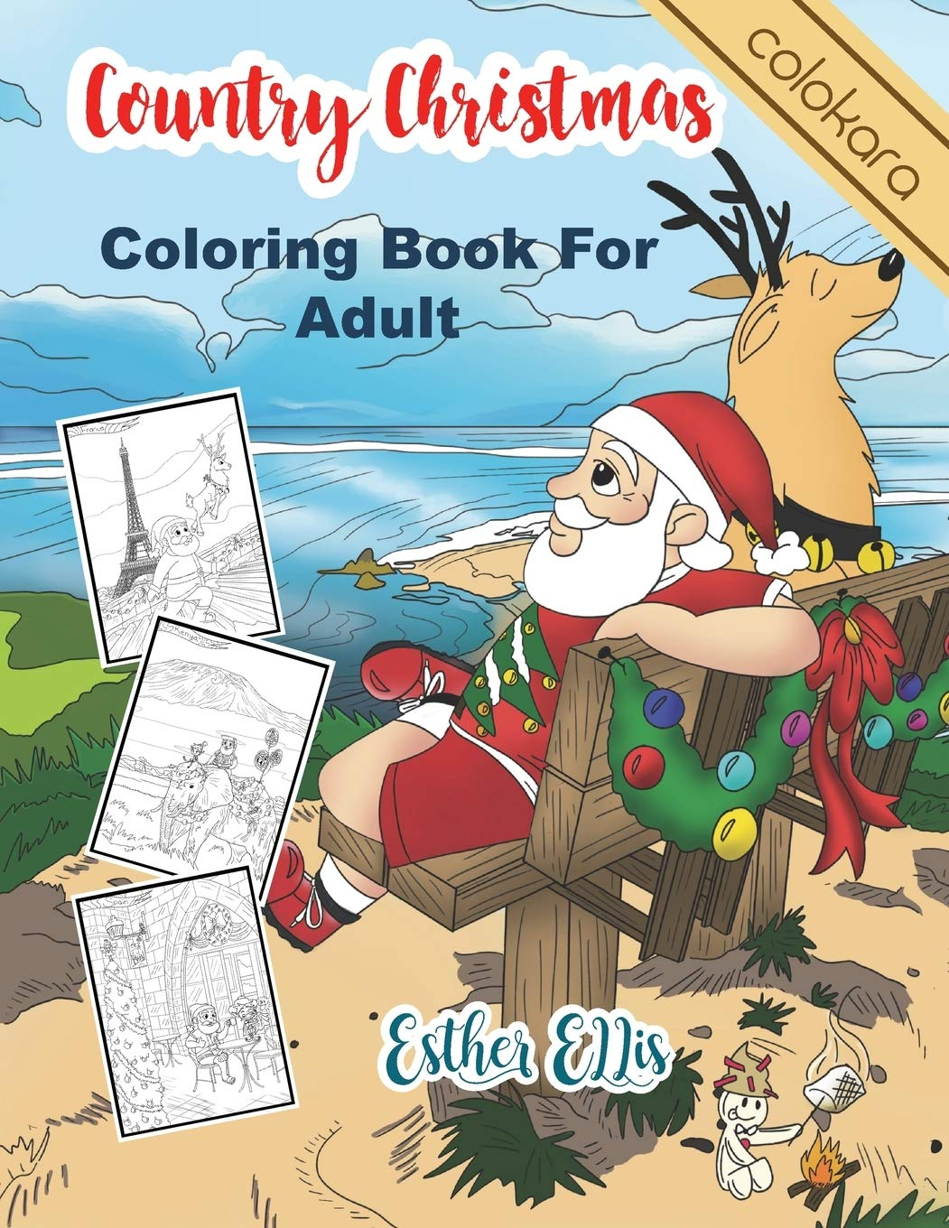 Christmas Around the World Coloring Book by Teach-A-Roo   TpT   1360x1051