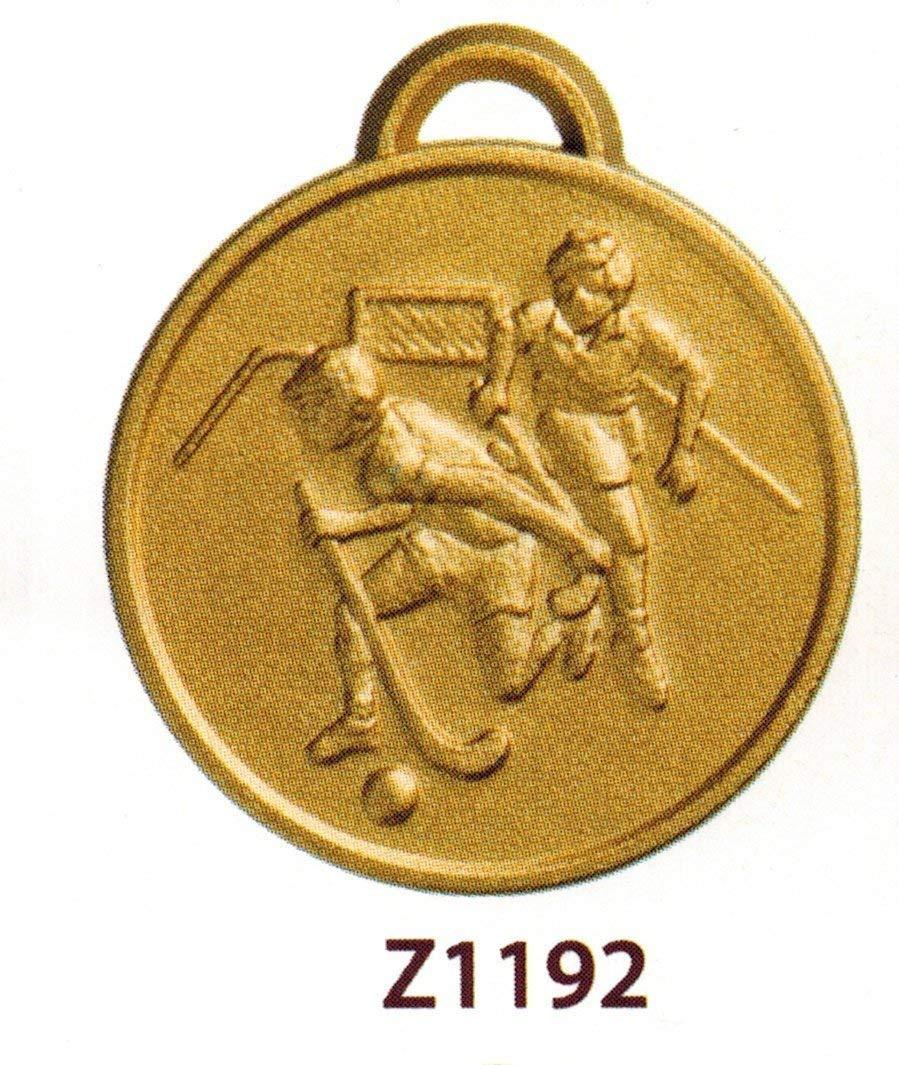 SPORTIVA Deportiva 10/medallas premios Baloncesto 2/ Cinta Tricolor/ /Acabado en aleaci/ón de Zamak de /Made in Italy