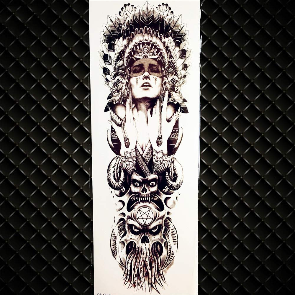 Tatuaje Temporal,Cuerpo De Transferencia Pegatinas 3 Hojas Sexy ...