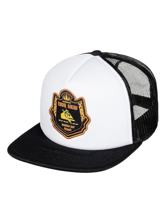 Quiksilver -Gorra de béisbol Hombre Blanco Blanco: Amazon.es: Ropa ...