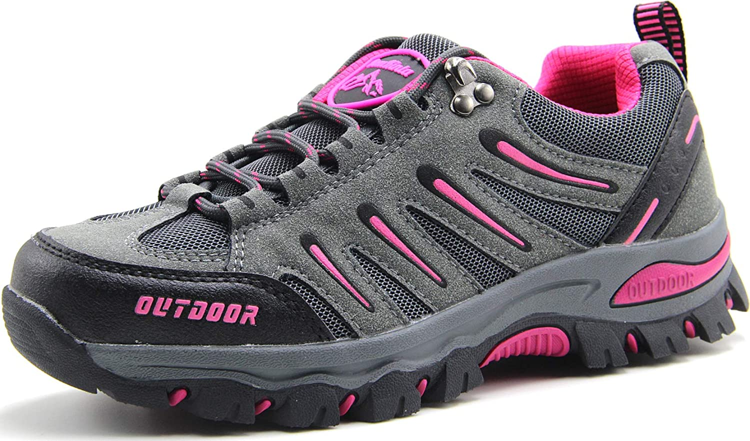 | BomKinta Women's Anti-Slip Lightweight Breathable Hiking Shoes Quick-Dry Trekking Shoes for Women | Hiking Shoes