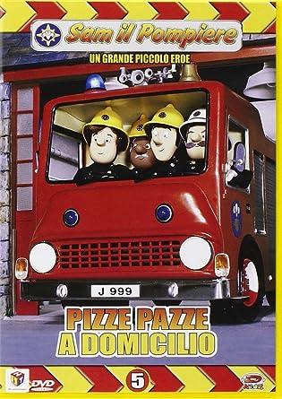 Amazon Com Sam Il Pompiere 05 Pizze Pazze A Domicilio