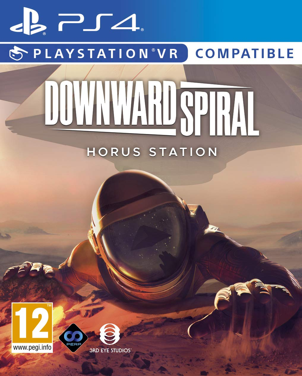 Downward Spiral: Horus Station (PSVR) - PlayStation 4 ...