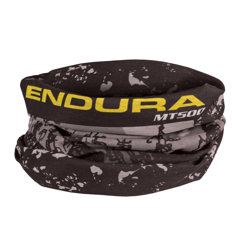 Endura mt500印刷サイクリングMultitube B072TSB8GN  ブラック