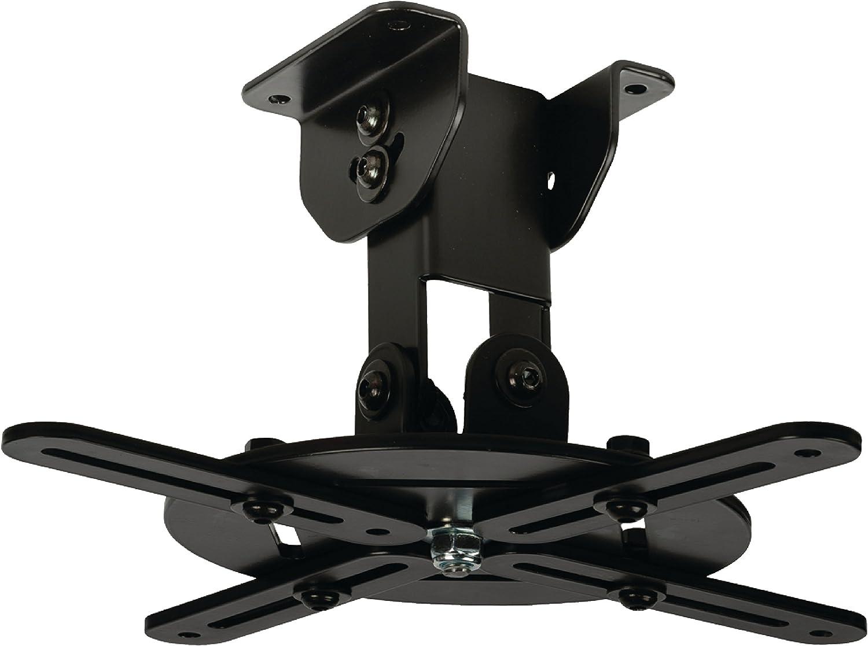 Valueline VLM-PM10 - Soporte de techo para proyector, color negro ...