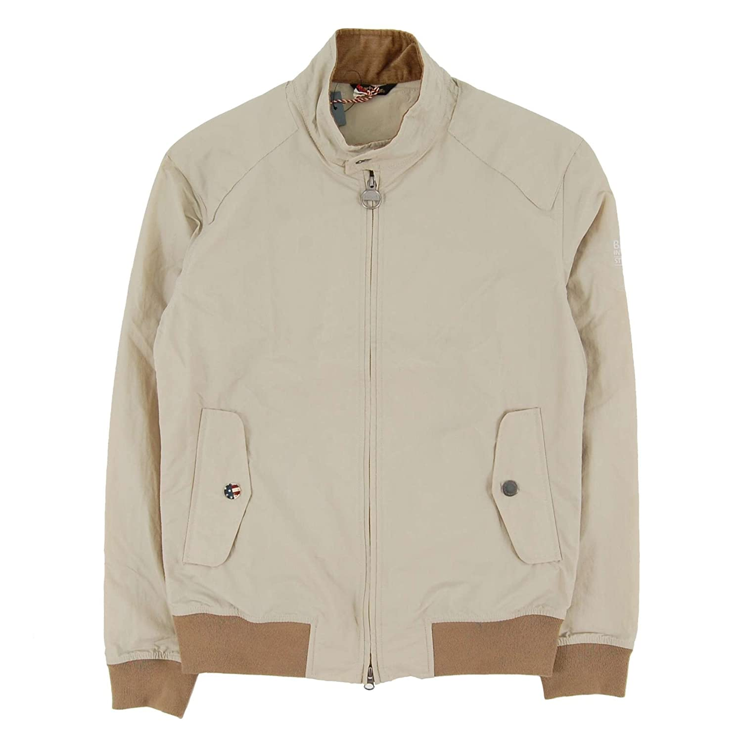 Chaqueta Harrington BARBOUR INTL Rectifier Steve M M Beige ...