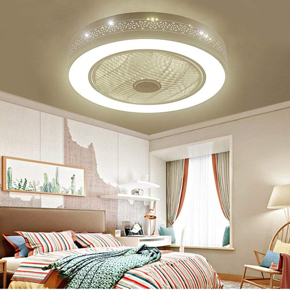OUJIE LED Lüfter Deckenleuchte,Deckenventilator-Licht Mit