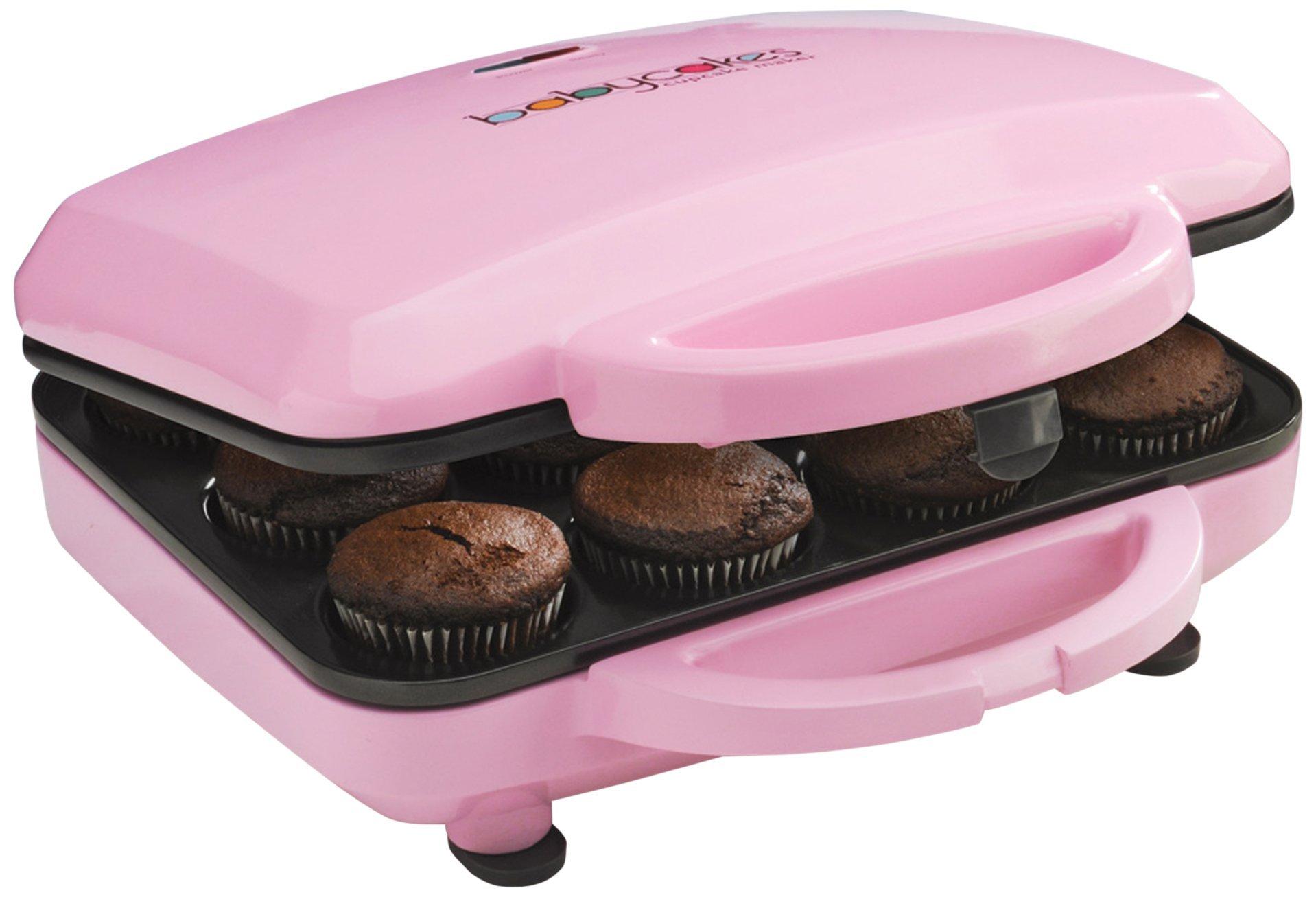Babycakes CC-12 Full Size Cupcake Maker, Pink by Babycakes