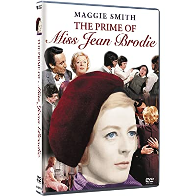 The Prime of Miss Jean Brodie [DVD] [1969] [Reino Unido]