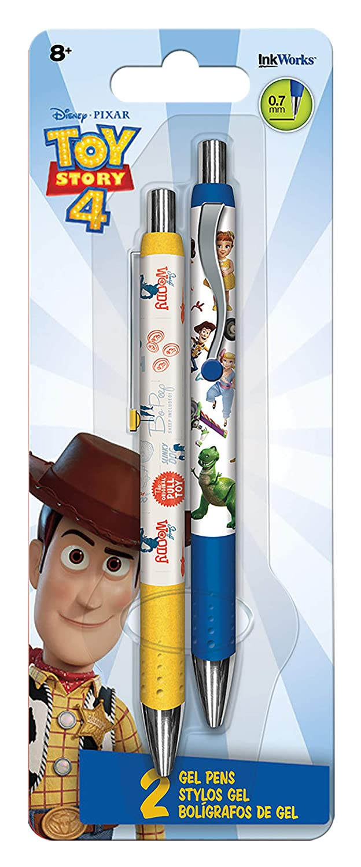 Trends International Toy Story 4 - Gel Pens - 2Pk