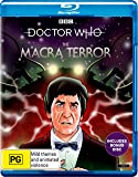 Doctor Who: The Macra Terror (BD Ltd)