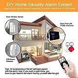 ERAY 3G GSM WiFi Home Security Alarm