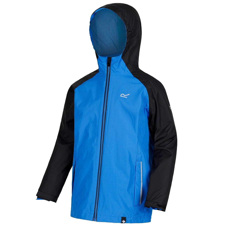 3767012b677 Regatta Children s Luca Iv 3 in 1 Waterproof Hooded with Zip-Out Fleece  Jacket