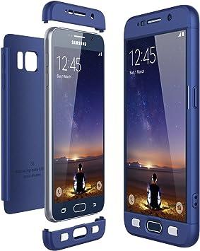 CE-Link Funda Samsung Galaxy S6, Carcasa Fundas para Samsung ...
