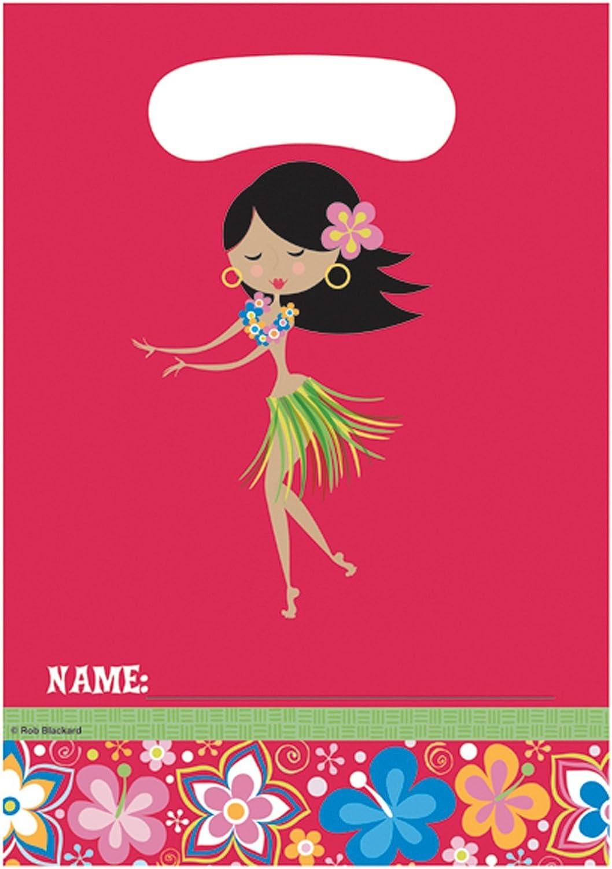Bolsas Chuches Hawaiano (Pack de 8): Amazon.es: Juguetes y juegos