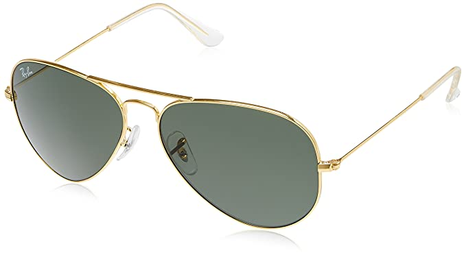 347f5a8357 Image Unavailable. Image not available for. Colour  Rayban Aviator Men s  Sunglasses ...