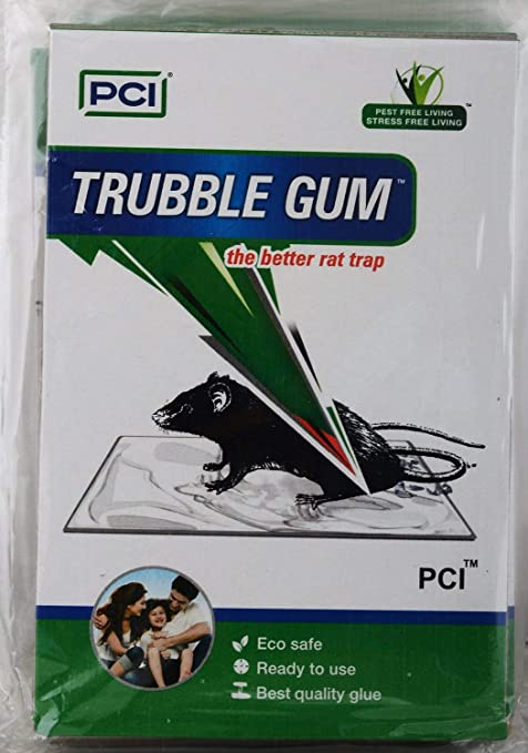 PCI Cardboard Trubble Gum Mouse Traps Insect Rodent Lizard ...