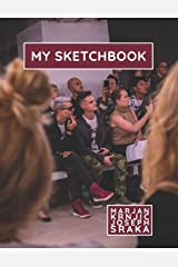 My sketchbook (MK exclusive fashion books) Paperback