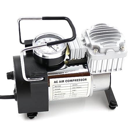 Vehículo multifuncional hogar 240 V AC bomba de aire eléctrica/Compresor De Aire Para Neumáticos