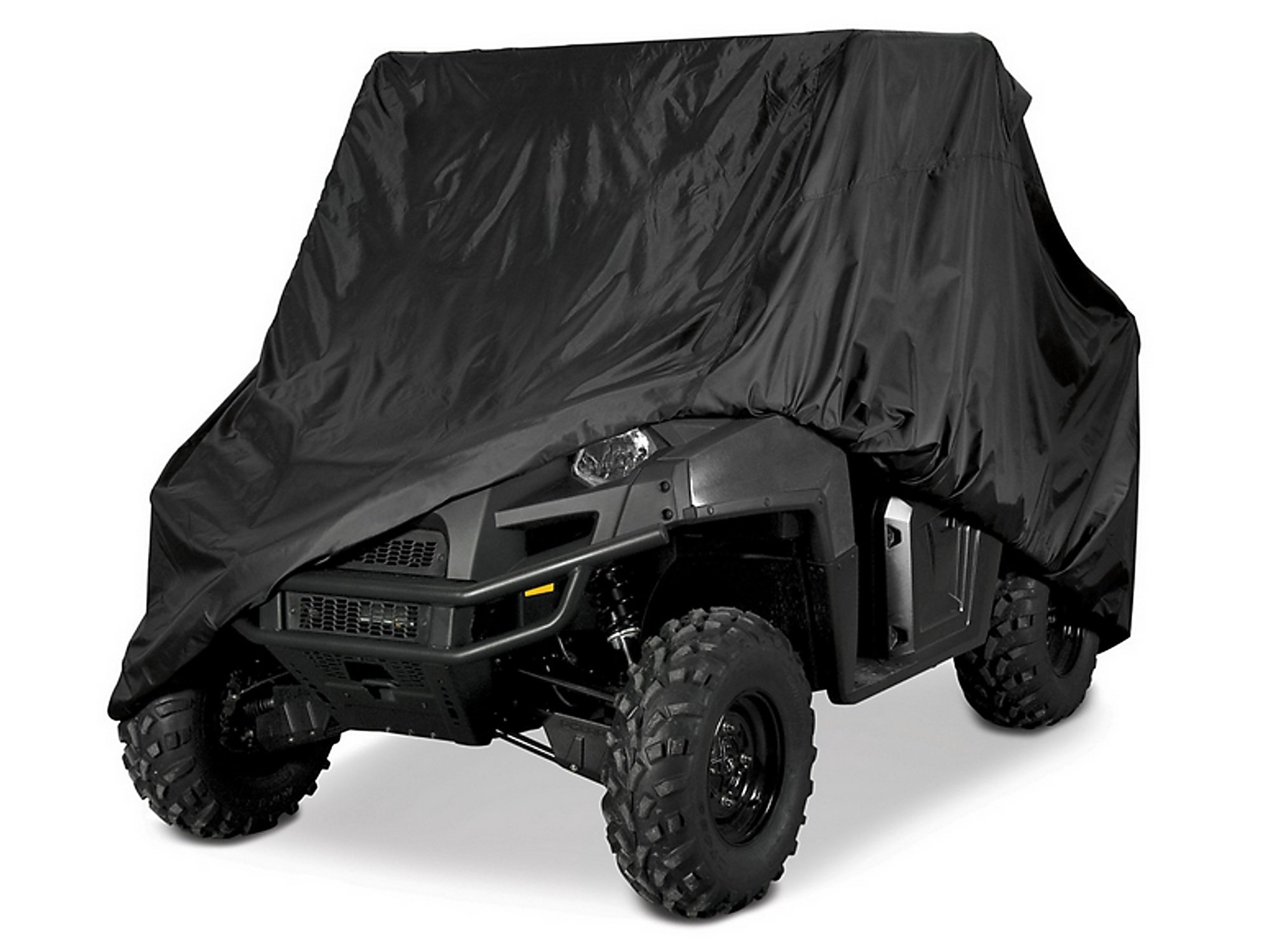 CoverMates – UTV Cover – 58W x 120D x 70H – Classic Collection – 2 YR Warranty – Year Around Protection- Black
