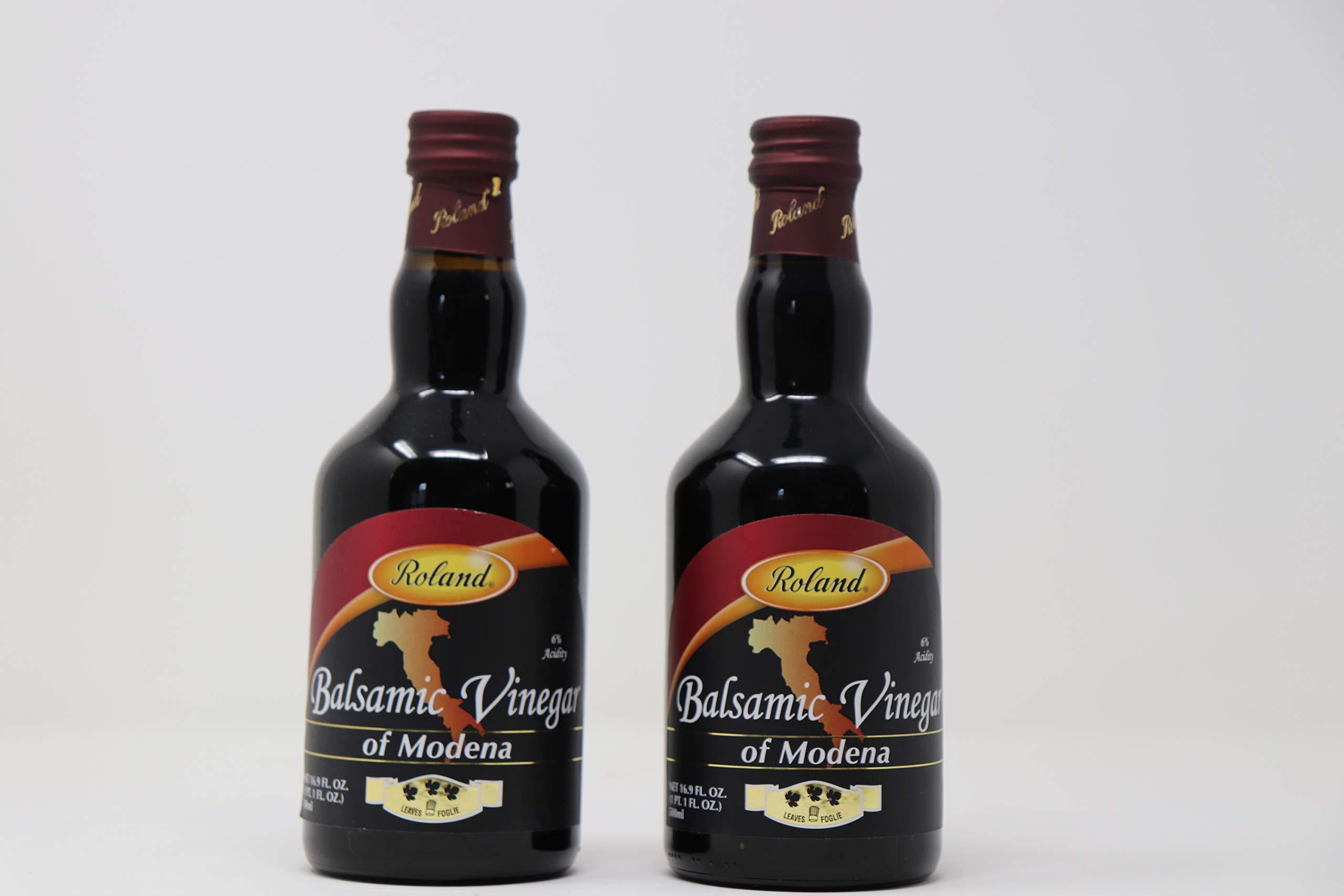 Roland Balsamic Vinegar, 33.8 FL OZ, 2 pack by RD